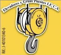 ELEVADORES Y GRÚAS PUENTES LF