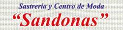 SASTRERÍA SANDONAS