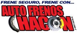AUTO FRENOS CHACON C.A